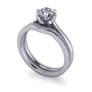 """<a href=""""/book-now-bespoke-ring?context=Solitaire shadow band""""></a>Solitaire shadow band"""
