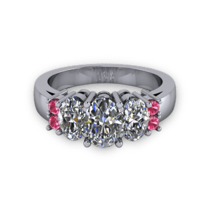 """<a href=""""/book-now-bespoke-ring?context=Chunky multistone ring""""></a>Chunky multistone ring"""