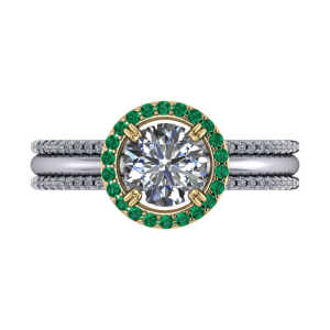 """<a href=""""/book-now-bespoke-ring?context=Halo multistrand engagement ring""""></a>Halo multistrand engagement ring"""