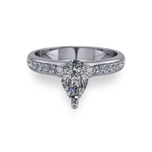 """<a href=""""/book-now-bespoke-ring?context=Beautiful pear with grain set shoulders""""></a>Beautiful pear with grain set shoulders"""