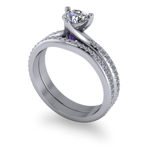 """<a href=""""/book-now-bespoke-ring?context=Shaped diamond wedding band""""></a>Shaped diamond wedding band"""