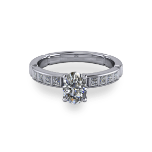 """<a href=""""/book-now-bespoke-ring?context=Four claw oval with bar set shoulders""""></a>Four claw oval with bar set shoulders"""