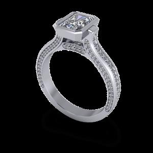 """<a href=""""/book-now-bespoke-ring?context=Bezel set radiant""""></a>Bezel set radiant"""