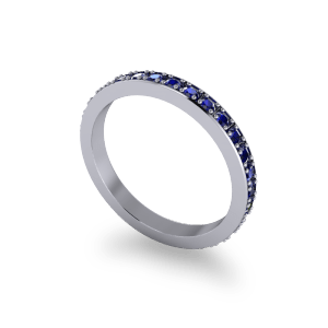 """<a href=""""/book-now-bespoke-ring?context=sapphire eternity band""""></a>sapphire eternity band"""