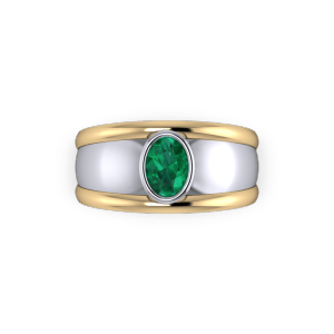 """<a href=""""/book-now-bespoke-ring?context=Mixed metal rubover""""></a>Mixed metal rubover"""