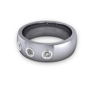 """<a href=""""/book-now-bespoke-ring?context=Three stone mens wedding band""""></a>Three stone mens wedding band"""