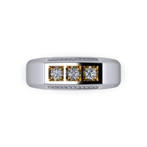 """<a href=""""/book-now-bespoke-ring?context=Mens diamond and mixed metal signet ring""""></a>Mens diamond and mixed metal signet ring"""