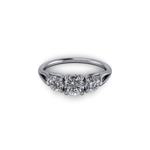 """<a href=""""/book-now-bespoke-ring?context=Diamond Three Stone Eternity Ring""""></a>Diamond Three Stone Eternity Ring"""