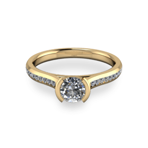 "<a href=""/book-now-bespoke-ring?context=	Yellow gold diamond set bezel ring	"">	</a>	Yellow gold diamond set bezel ring"