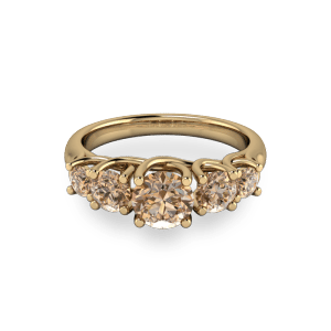 "<a href=""/book-now-bespoke-ring?context=	Organic Gold cognac diamond eternity ring	"">	</a>	Organic Gold cognac diamond eternity ring"