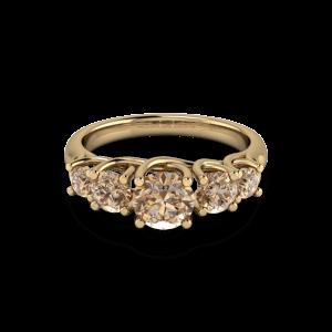 "<a href=""/book-now-bespoke-ring?context=Organic Gold cognac diamond eternity ring""></a>Organic Gold cognac diamond eternity ring"