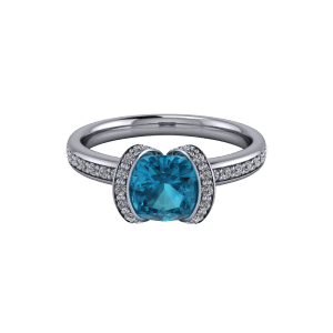 """<a href=""""/book-now-bespoke-ring?context=White Gold Blue Topaz And Diamond Bespoke Half Halo Engagement Ring""""></a>White Gold Blue Topaz And Diamond Bespoke Half Halo Engagement Ring"""