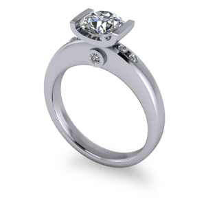 """<a href=""""/book-now-bespoke-ring?context=Chunky bar set engagement ring""""></a>Chunky bar set engagement ring"""