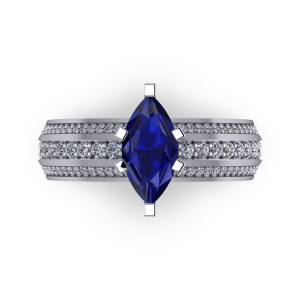 Marquise pave
