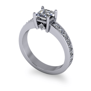 """<a href=""""/book-now-bespoke-ring?context=Contemporary princess cut diamond ring""""></a>Contemporary princess cut diamond ring"""
