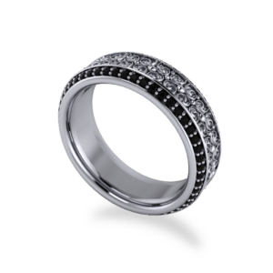 "<a href=""/book-now-bespoke-ring?context=	356-Platinum-Gothic-Filligree-Wedding-Band	"">	</a>	Platinum gothic  filligree wedding band"