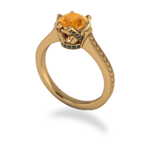 "<a href=""/book-now-bespoke-ring?context=	 371-18k-Yellow-Gold-Citrine-Black-Diamond-Solitaire.	"">	</a>	18k yellow gold citrine & black diamond solitaire"