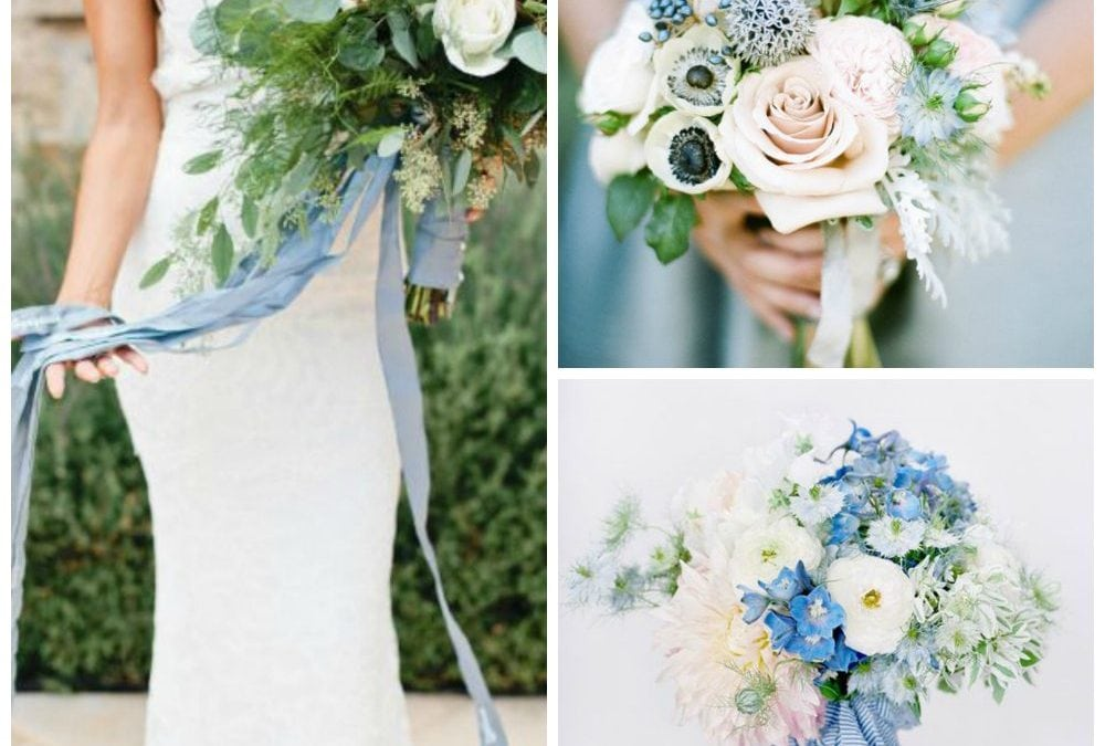 15 Ideas For Your 'Something Blue'