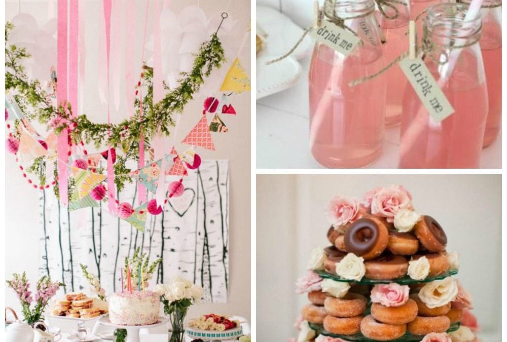 An Easter Engagement Party