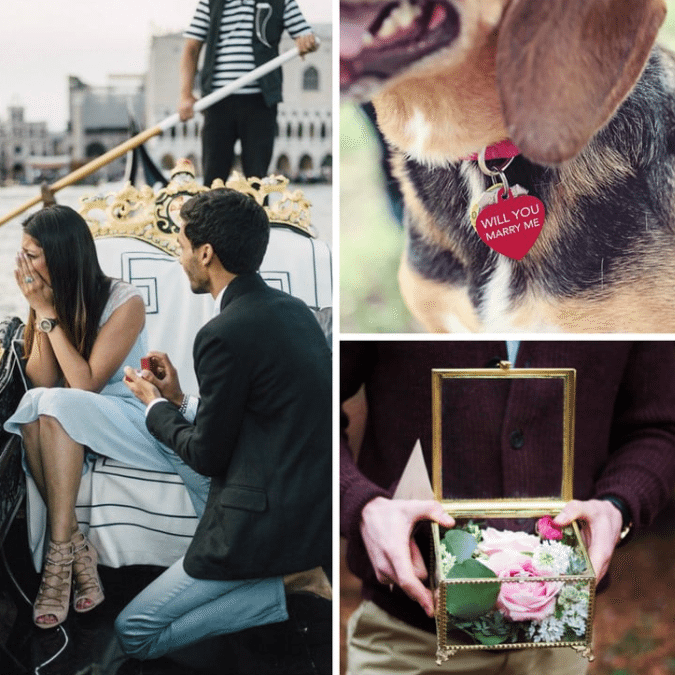 Ten Brilliant Valentine's Day Proposal Ideas
