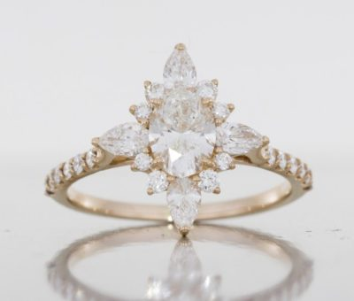 Get the Look: Ballerina Rings
