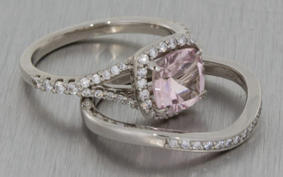 How to Match a Wedding Band to Your Custom Engagement Ring